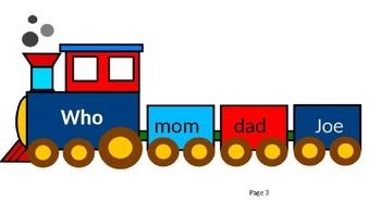 Who - What Trains