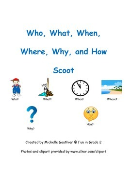 Who, What, When, Where, Why and How Scoot