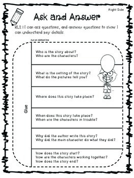 Who, What, Where, When, Why, and How for Interactive Learning Notebooks