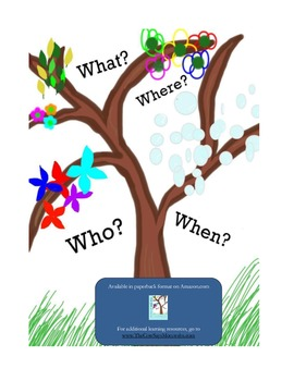 Who, What and Where Questions Worksheets