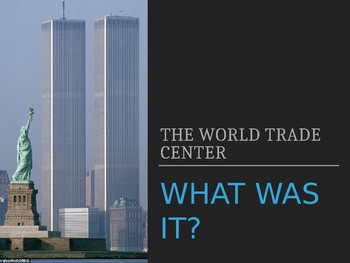 Who, Where and Why: September 11th