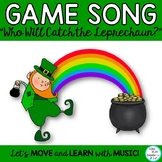 """St. Patrick's Day Game Song """"Who Will Catch the Leprechaun"""