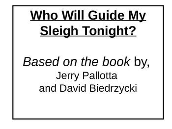 Who Will Guide My Sleigh Tonight? (PowerPoint)