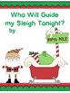 Christmas Class Book Who Will Guide my Sleigh Tonight?  for Grades 1-3