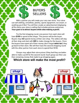 Who Will Profit the Most? Financial Literacy Project