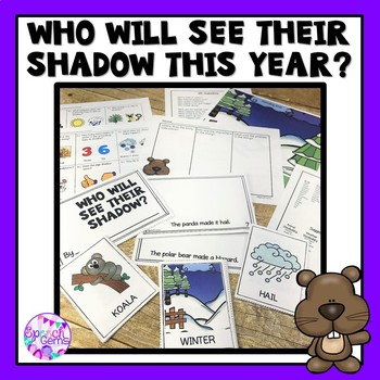 Who Will See Their Shadow This Year? book companion