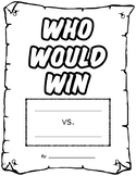 Who Would Win (Book Series Activity)