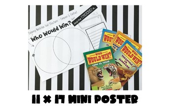 Who Would Win? Mini Poster