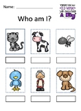 Who am I ? Character sort There was an Old Lady Who Swallowed a Fly