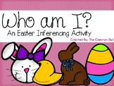 Who am I? Easter Inferencing Activity