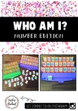 #betterthanchocolate Who am I? Number Edition