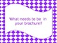 Who am I? Purple and White (Editable)