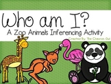 Who am I? Zoo Animals Inferencing Activity