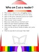 Who am I as a reader? Posters, printables, minilesson