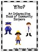 Who an Interactive Book of Community Helpers - Speech & Language Therapy