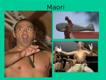 Who are the Maori