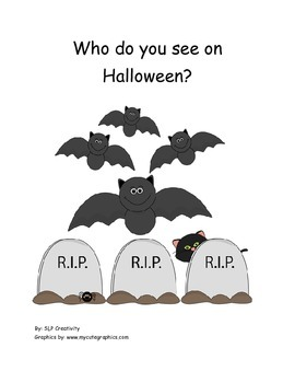 Who do you see on Halloween? (book)