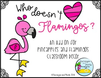 Who doesn't love Flamingos?