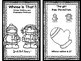 Winter Pronoun Booklets for Speech Therapy
