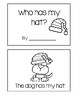 Who has my hat? - Winter Reader