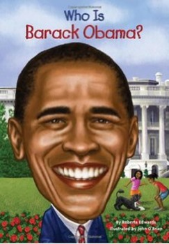 Who is Barack Obama? By Roberta Edwards Novel Study