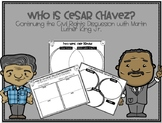 Who is Cesar Chavez? Using Discussion to Explore the Civil