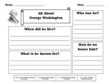 Who is George Washington?