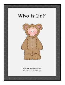 Who is He? Read Aloud