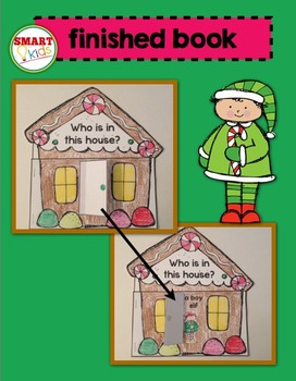 Who is in This House? {Interactive High-Frequency Words Book}
