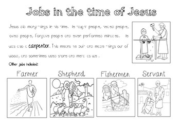 Who is Jesus? An Early Years religion resource about Jesus' life and ministry