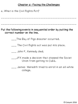 Who is John F. Kennedy? by Yona Zeldis