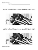 Who is Martin Luther King, Jr.?
