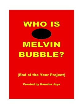 Who is Melvin Bubble follow-up activity