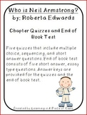Who is Neil Armstrong? Chapter Quizzes and End of Book Test