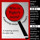 Who is Piglet's Mom?