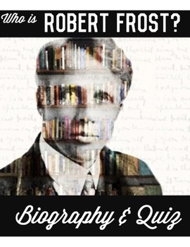 Who is Robert Frost Biography & Quiz