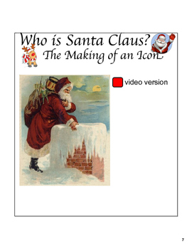 Who is Santa Claus? - The Making of an Icon