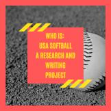 Who is: Team USA Softball