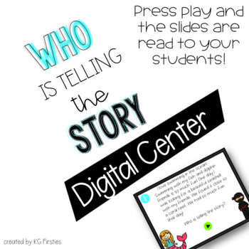 Who is Telling the Story RL 1.6