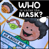 Who is Under the Mask? All About ME