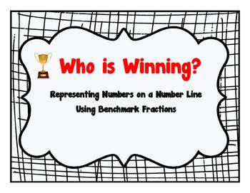Who is Winning - TEKS 4.3G 4.3D