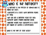 Who is a Narrator?