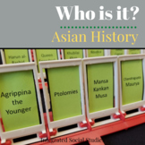 Who is it? Asian History