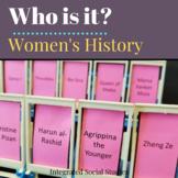 Who is it? Women's History