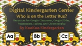 Who is on the Letter Bus-A Digital ELACenter (Compatible w
