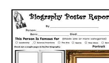 Who is that?: A Social Studies Biography Lesson Plan
