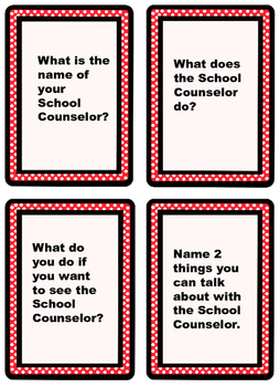 Who is the School Counselor?