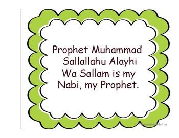 Who is your Nabi ?