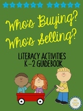 Who's Buying?  Who's Selling?  for Louisiana K-2 Guidebook