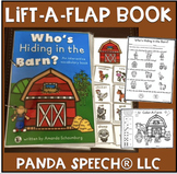 Who's Hiding in the Barn?  An interactive & adaptive book